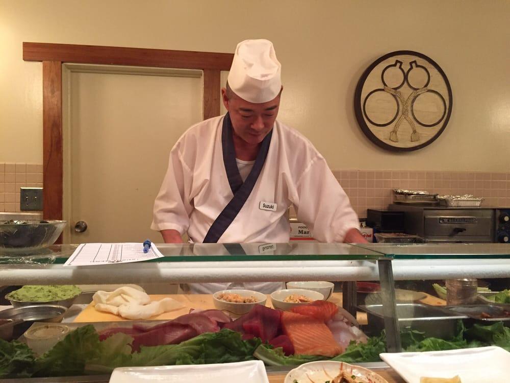taiko sushi chef